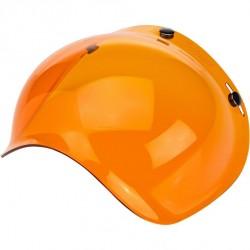 Pantalla Biltwell burbuja naranja