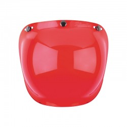 Pantalla Biltwell burbuja roja