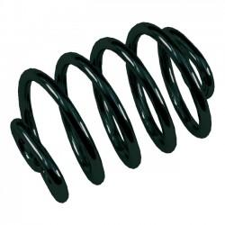 muelle negro 12,7 cm