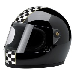 Casco Biltwell Gringo S LE Checker black