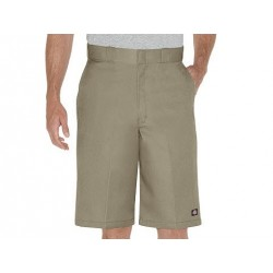 Pantalón Work Short Dickies, Slim fit gris