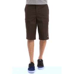 """Multi Pocket"" Work Short Dickies, Loose fit Dark Brown"