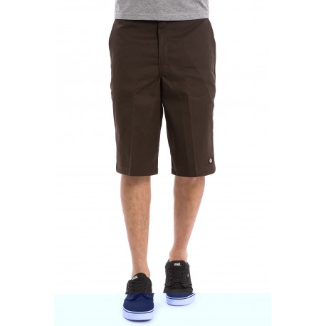 """""""Multi Pocket"""" Work Short Dickies, Loose fit Dark Brown"""