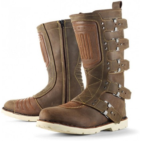 Icon ELSINORE Brown boots