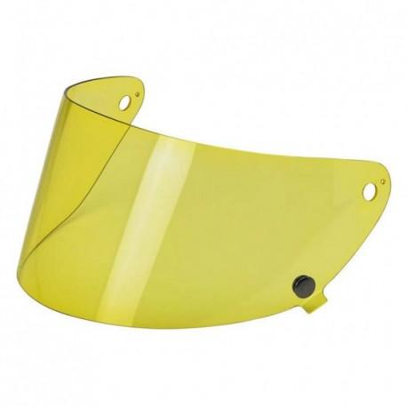 Pantalla Biltwell GRINGO S, plana, amarilla