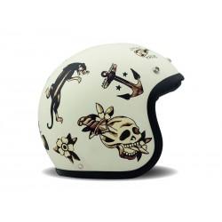 DMD helmet Old School