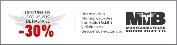 MIB - MonegrosCycles Iron Butts